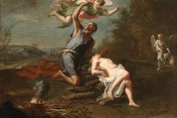 Tableau de la La légende d'Isaac
