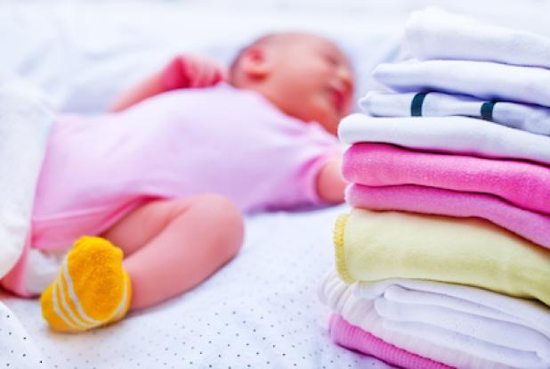 comment laver le linge de b b guide maman b b. Black Bedroom Furniture Sets. Home Design Ideas
