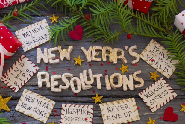 Les bonnes résolutions qu'on ne tiendra pas
