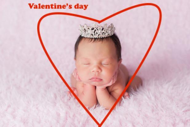 Saint-Valentin : les meilleures tenues pour femme enceinte et bébé