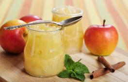Recette compote pomme à la canelle