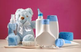 des crèmes et lotions de soin pour bébé