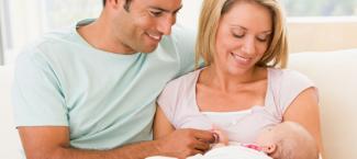 Le retour à la maison marque le début de votre vie de famille
