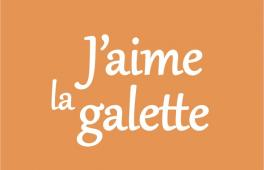 Paroles de la comptine j'aime la galette