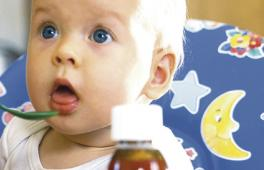 donner des médicaments à son enfant