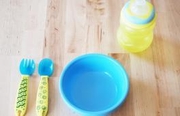 La vaisselle d'un enfant change en fonction de ses besoins nutritionnels