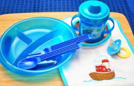 Vaisselle de la mer