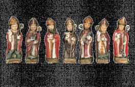 Prénoms des sept fondateurs de la Bretagne