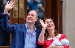 Kate Middleton a accouché de son troisième enfant !
