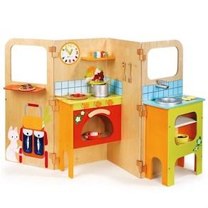 les jouets pour faire comme les grands le top 3 des cuisini res guide maman b b. Black Bedroom Furniture Sets. Home Design Ideas