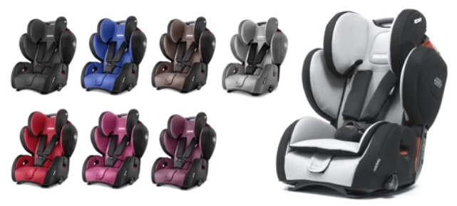 le si ge auto young sport de recaro guide maman b b. Black Bedroom Furniture Sets. Home Design Ideas